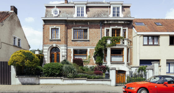 Huis dk architectenwoning
