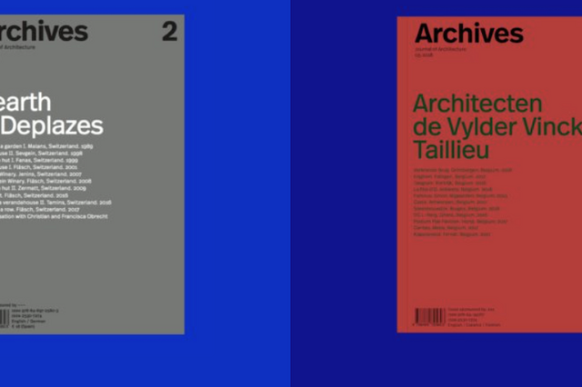 Archives Journal Magazine
